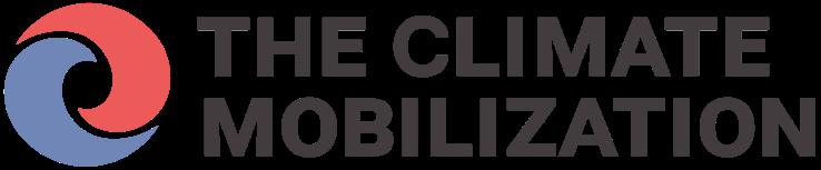 climate mobilization logo